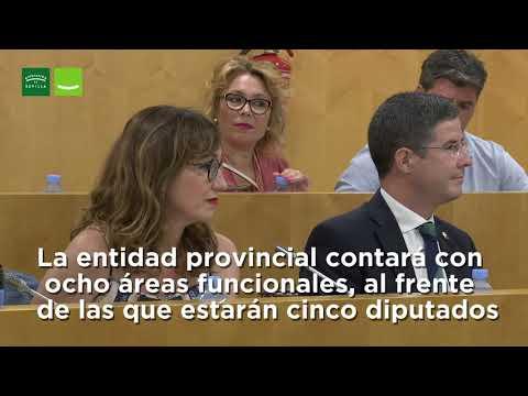 Diputación de Sevilla congela los salarios de los cargos electos