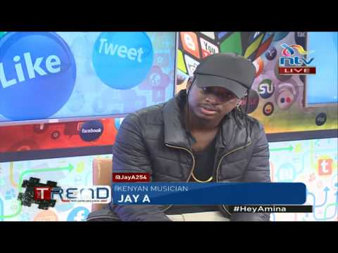 #theTrend: Jay A is back and brought with him a new song