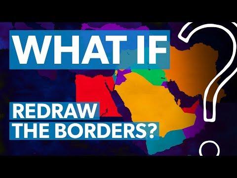 Měly by být hranice Blízkého východu překresleny?
