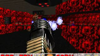 [Doom 2] Eternally Yours - MAP06 - Cacoplasm - UV Max in 3:32 by Rizera