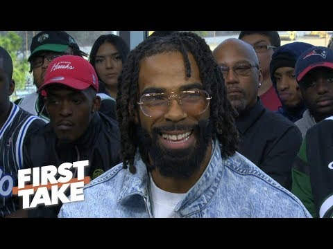 Mike Conley 'relieved' not to be traded by the Grizzlies | First Take