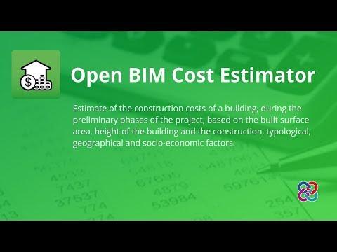 Open BIM Cost Estimator - YouTube