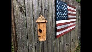 Hummingbird Birdhouse