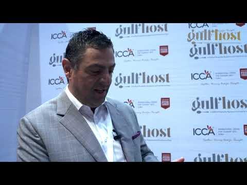 Naim Maadad - MBA Chief Executive, Gates Hospitality
