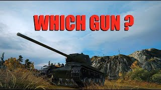 WOT - Which Gun Should You Use? | World of Tanks