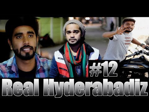 Real Hyderabadi #12 || Best Hyderabadi Comedy Video || DJ Adnan Hyd || Abdul Razzak || Acram Mcb