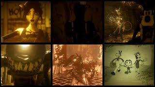 Bendy and the Ink Machine Chapter 5 All Cutscenes