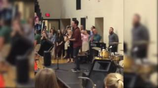 Drake Bell - Found A Way (Acoustic) - Ridley High School 2016