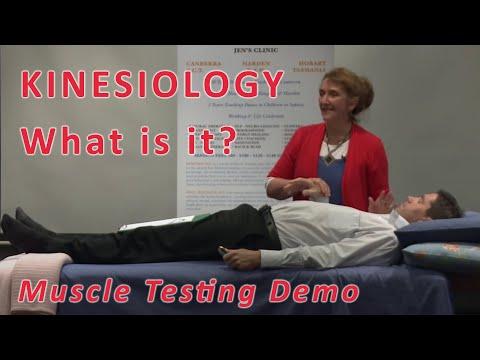 Jen Luddington - Introduction to Kinesiology