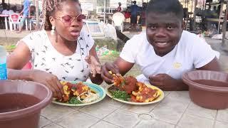 Best Street Food In Nigeria!
