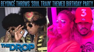 Beyoncé's Funky 70s-themed Birthday Party - The Drop Presented by ADD   All Def