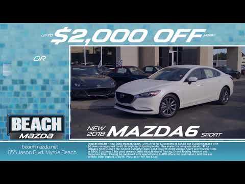 New 2019 Mazda6 Grand Touring