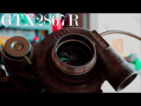 Focus ST Big Turbo install! Part 1 Garrett GTX2867R