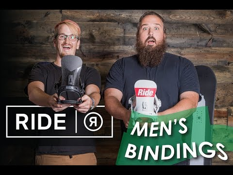 2018 Ride Snowboard Bindings – Overview – The-House.com
