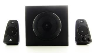 Logitech Z623 Speaker System Unboxing & Overview thumbnail