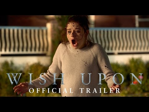 New Official Trailer for Wish Upon