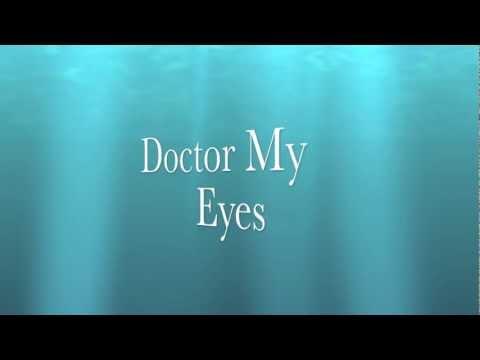 Doctor My Eyes Chords