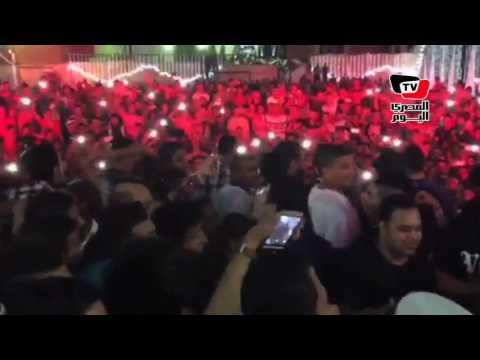 بالرقص والغناء شحتة وأوكا و أورتيجا في فرح «سعد سمير»