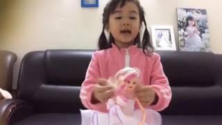Mở hộp đồ chơi búp bê | Học Tiếng Anh | Tiếng Anh trẻ em | Tiếng Anh cho bé |