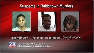 A Break in The Rabbittown Murder Case