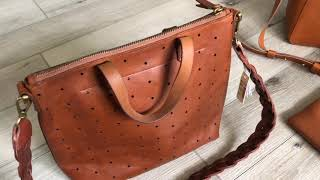 Madewell Collection Of Handbags, Transport Totes, And Crossbody Bags.