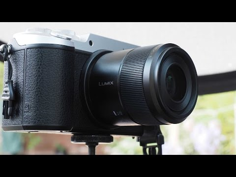 The Panasonic 30mm f/2.8 Macro Lens For Micro Four Thirds Cameras