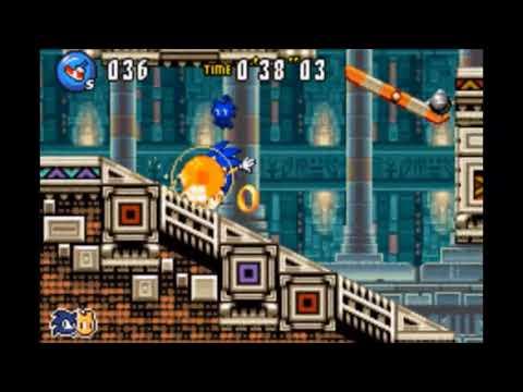 Sonic Advance 3 Walkthrough - Cyber Track Boss: 48