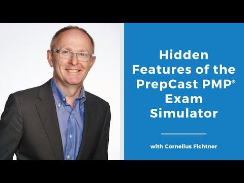 Hidden Features of the PrepCast PMP® Exam Simulator - YouTube