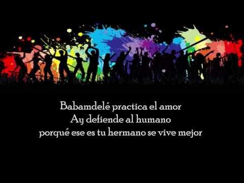 Celia Cruz - Burundanga con letra