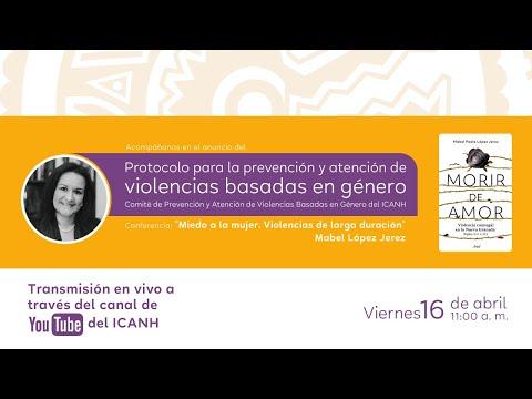 """Conferencia """"Miedo a la mujer. Violencias de larga duración"""""""