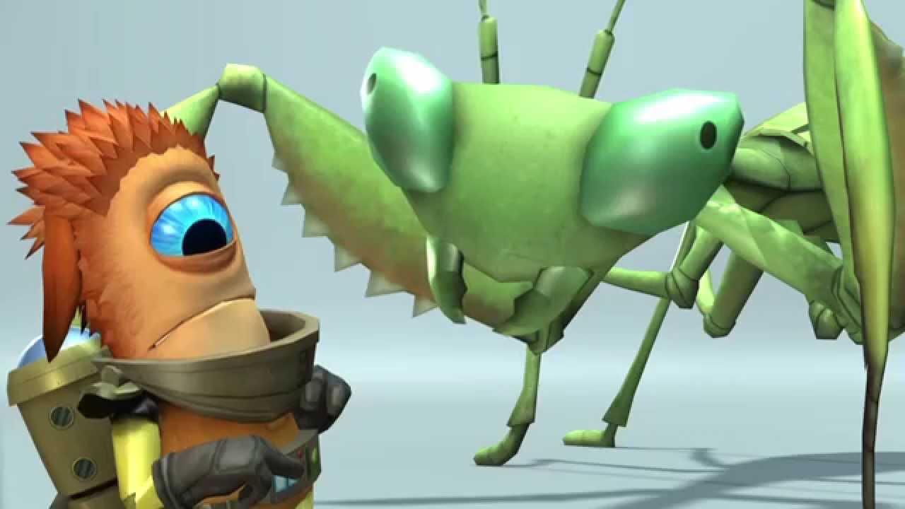 Flyhunter Origins, un jeu de plates-formes magnifique créé par des passionnées d'animation