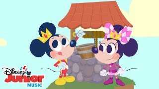 Jack And Jill | 🎼🎶 Disney Junior Music Nursery Rhymes | Disney Junior
