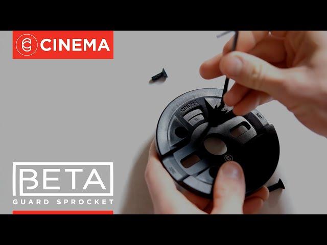 Видео Звезда Cinema Beta Guard Iceberg blue