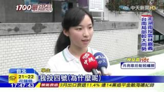 20160411中天新聞 破天荒!學生為制服操刀設計、票選