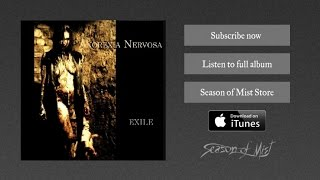 Anorexia Nervosa - Prologue - To Exclude from The Cycle Of Generations