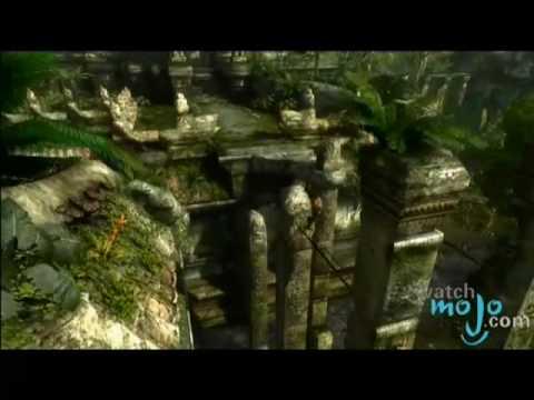 Inside look at Tomb Raider: Underworld