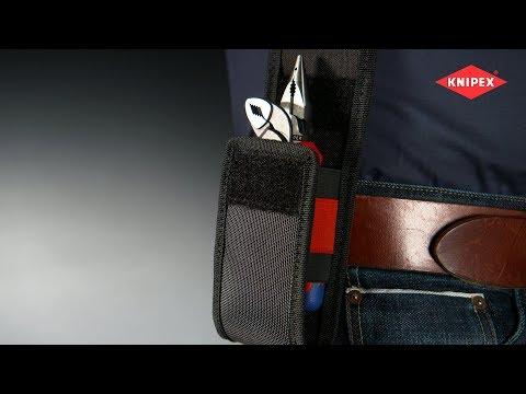 Mini-jeux de pinces en pochette de ceinture à outils (00 20 72 V06)