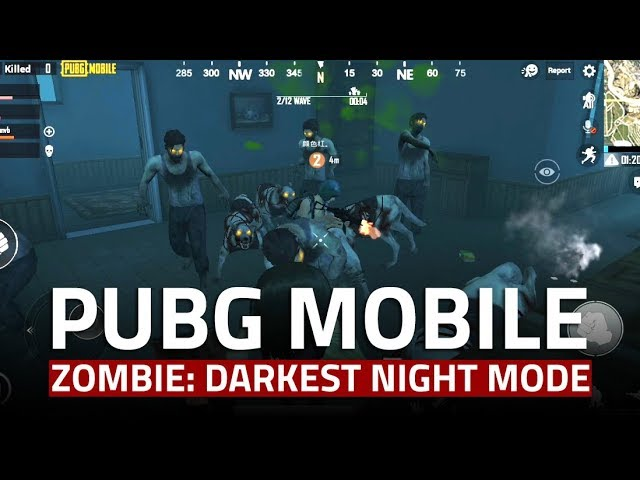 PUBG Mobile Zombie: Darkest Night Mode Is the Worst Way to Play PUBG