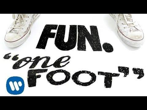 Fun.: One Foot (LYRIC VIDEO)