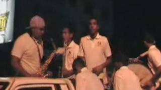 preview picture of video 'CARNAVALITOS 2009 - LA CHORRERA - MURGA LA INMENSIDAD - PANAMA'