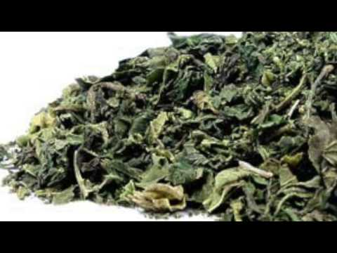 Video NETTLE TEA FOR HAIR GROWTH AND REGROWTH