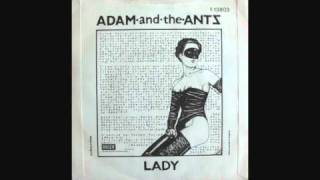 Lady - Adam & The Ants