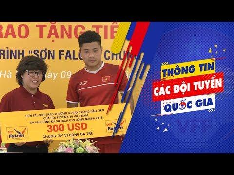 U19 Việt Nam được tiếp lửa trước thềm vòng chung kết u19 Châu Á
