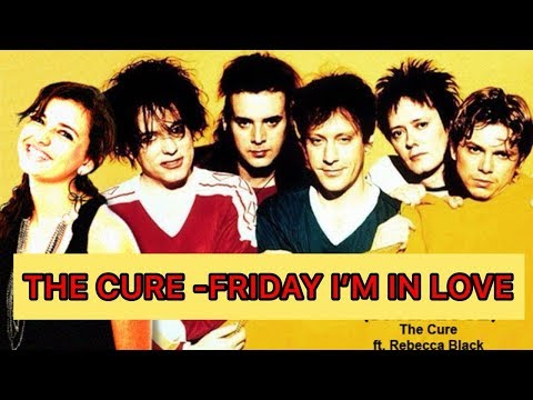 Уроки английского | Friday I'm in love | Перевод песни | ГРАММАТИКА Английского языка.