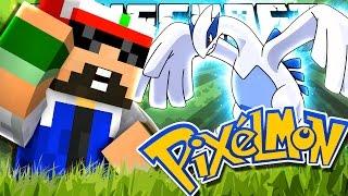 Minecraft | Pixelmon | THE SURPRISE LUGIA!! [25]