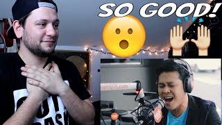 """Marcelito Pomoy Sings """"Power Of Love"""" (Celine Dion) LIVE On Wish 107.5 Bus 