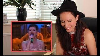 Vocal Coach REACTS TO - REGINE VELASQUEZ-A PIECE OF SKY