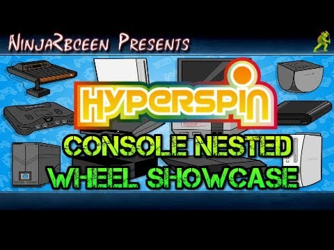 HyperSpin Showcase Demo - игровое видео смотреть онлайн на igrovoetv