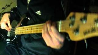 Shalom Shalaam Ziggy Marley [bass cover]