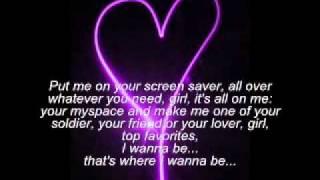 Chris Brown - I Wanna Be Lyrics.